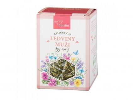 Bylinný čaj LEDVINY MUŽI sypaný nebo porcovaný2