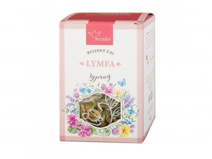Bylinný čaj LYMFA sypaný nebo porcovaný2