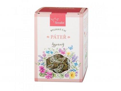 Bylinný čaj PÁTEŘ sypaný nebo porcovaný2