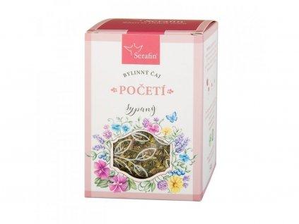 Bylinný čaj POČETÍ sypaný nebo porcovaný2