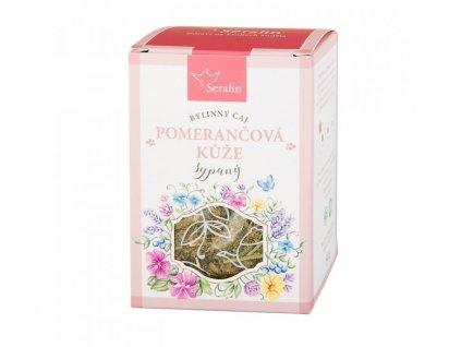 Bylinný čaj POMERANČOVÁ KŮŽE sypaný nebo porcovaný2