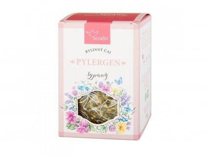 Bylinný čaj PYLERGEN porcovaný a sypaný 50g
