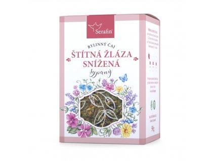Bylinný čaj ŠTÍTNÁ ŽLÁZA SNÍŽENÁ sypaný nebo porcovaný2