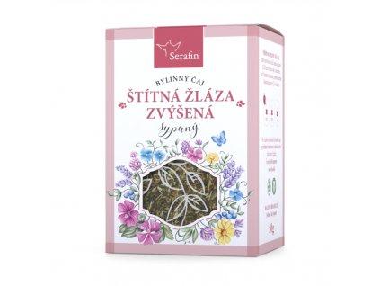 Bylinný čaj ŠTÍTNÁ ŽLÁZA ZVÝŠENÁ sypaný nebo porcovaný2