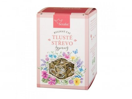 Bylinný čaj TLUSTÉ STŘEVO sypaný nebo porcovaný2