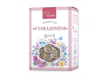 Bylinný čaj VYPRÁZDNĚNÍ sypaný nebo porcovaný2