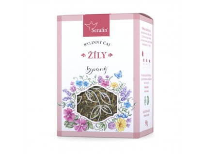 Bylinný čaj ŽÍLY sypaný nebo porcovaný2
