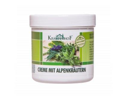 Kräuterhof Krém s alpskými bylinkami na nohy 250 ml