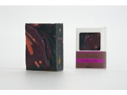 Tuhé mýdlo Ambery 90 g