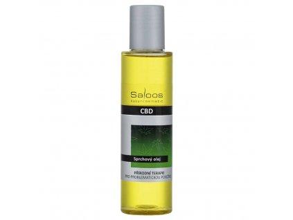 CBD Sprchový olej
