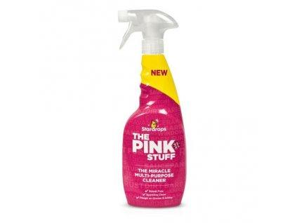 The Pink stuff Miracle Multi Purpose cleaner zázračný čistící sprej