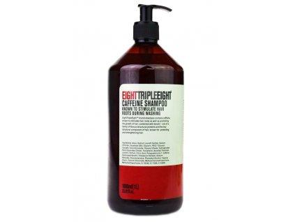 Triple Eight kofeinový šampon UNISEX 1000 ml 2