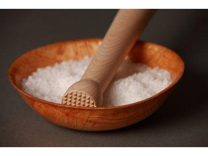 hrubá sůl