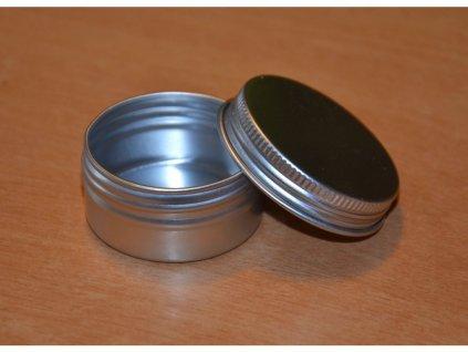 Hliníková dóza - kelímek - 15ml