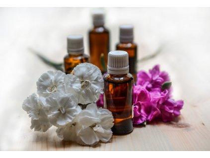 * Jasmín+růže+orchidej - Parfém