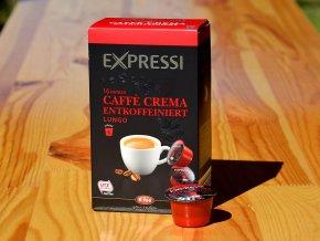 Expressi bez kofeinu