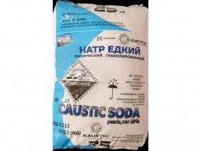 Hydroxid sodný 25kg