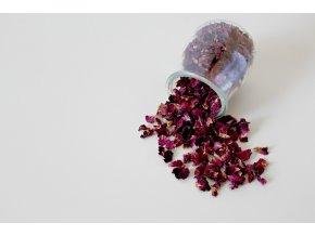 sušené růže