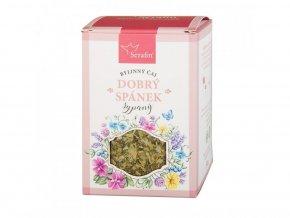 Bylinný čaj DOBRÝ SPÁNEK sypaný nebo porcovaný2
