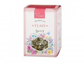 Bylinný čaj VLASY sypaný nebo porcovaný2