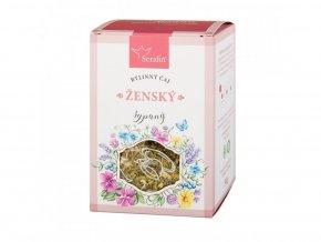 Bylinný čaj ŽENSKÝ sypaný nebo porcovaný2