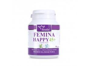 Přírodní kapsle Femina happy 45+