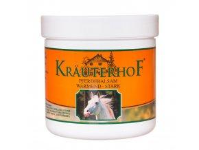 Kräuterhof Koňský balzám silně hřejivý 250 ml