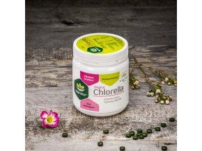 Chlorella 750 tbl. 1