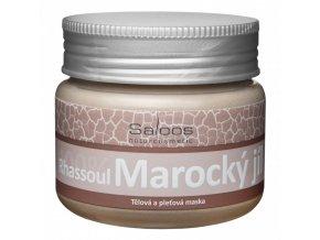 Tělová a pleťová maska Marocký jíl 150 g