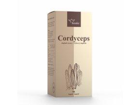 Cordyceps s jitrocelem 40% polysacharidů