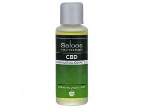 CBD hydrofilní odličovací olej 50 ml