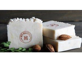 Grekio mandlové mýdlo (2)