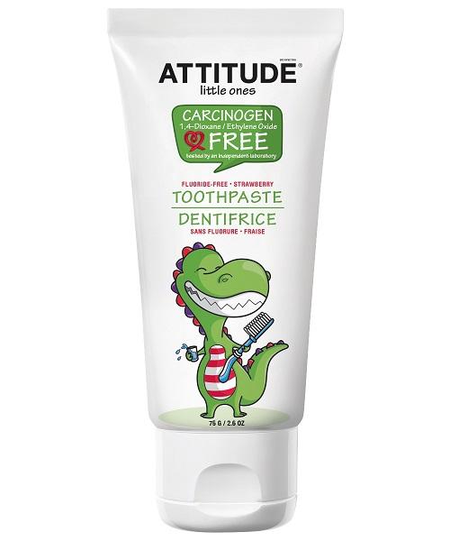 Dětská zubní pasta Attitude