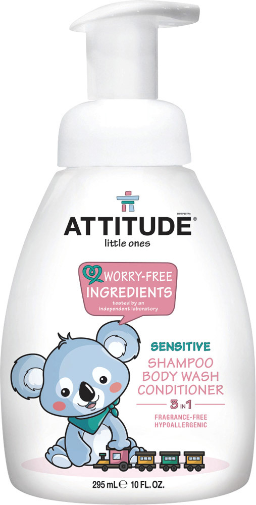 Dětská kosmetika Attitude