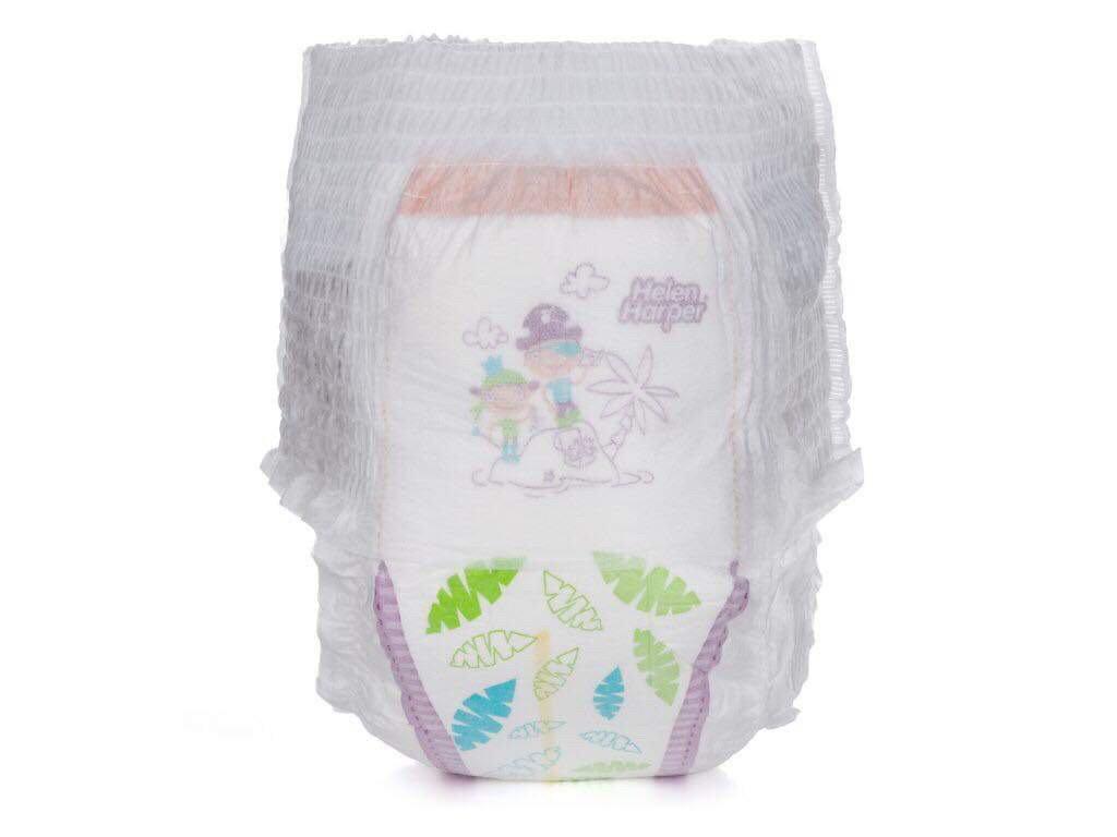 Vzorkové balení plenek Helen Harper pants velikost 5  - Doprava 1 kč.