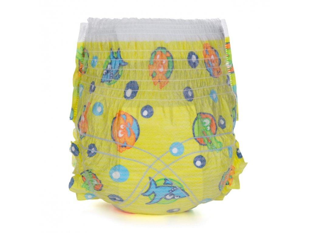 """Vzorkové balení plenek do vody Swimmies """"M"""" ( 12 + kg ) - Doprava 1 kč."""