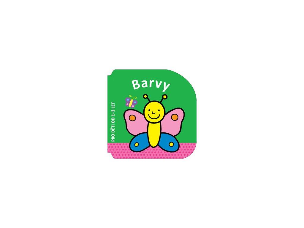 Barvy – pro děti od 1 – 3 let