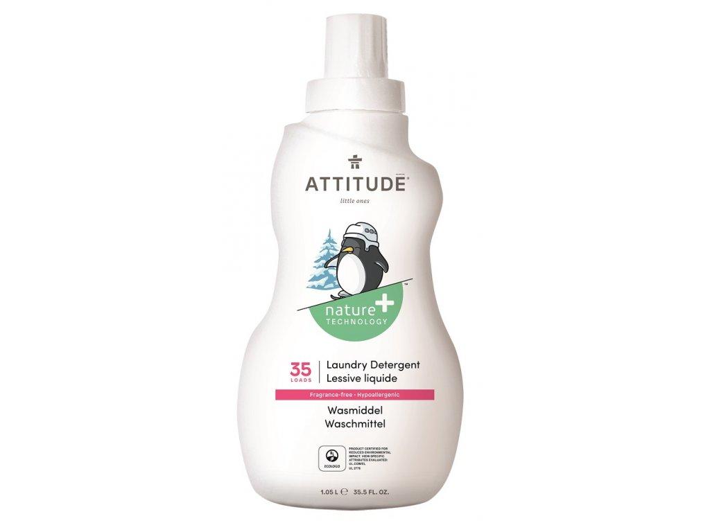 attitude laundry nofragrance