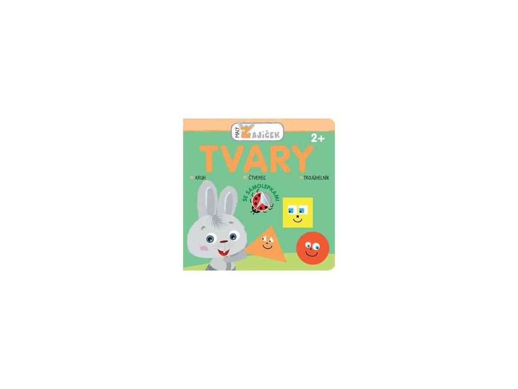 Malý zajíček - tvary