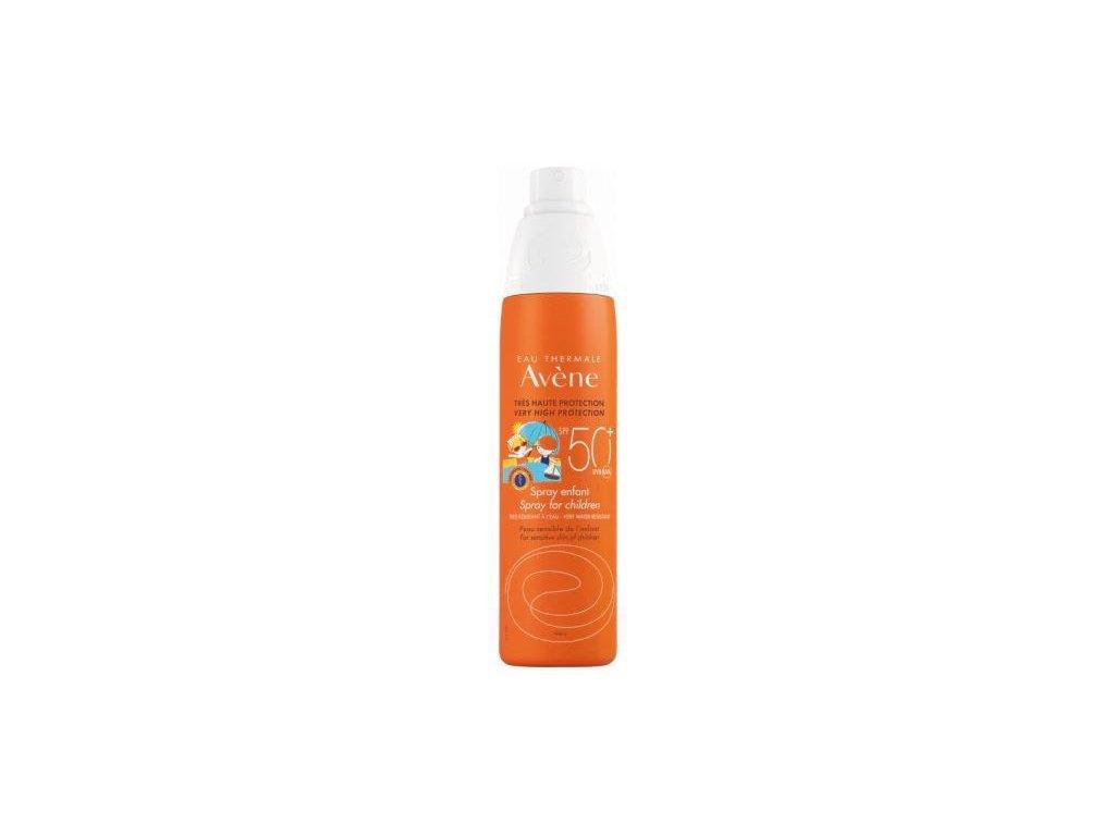 AVENE Sun Sprej pro děti SPF50+ 200 ml