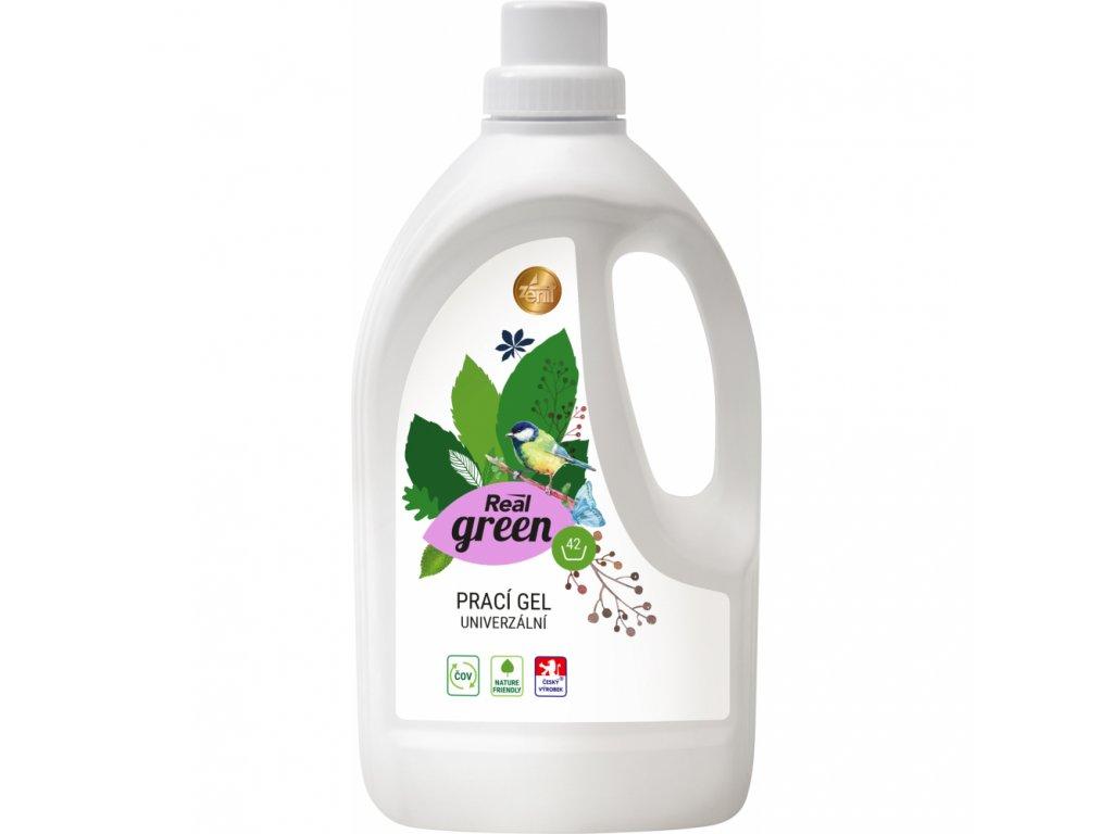 765179 real green clean praci gel 1 5l