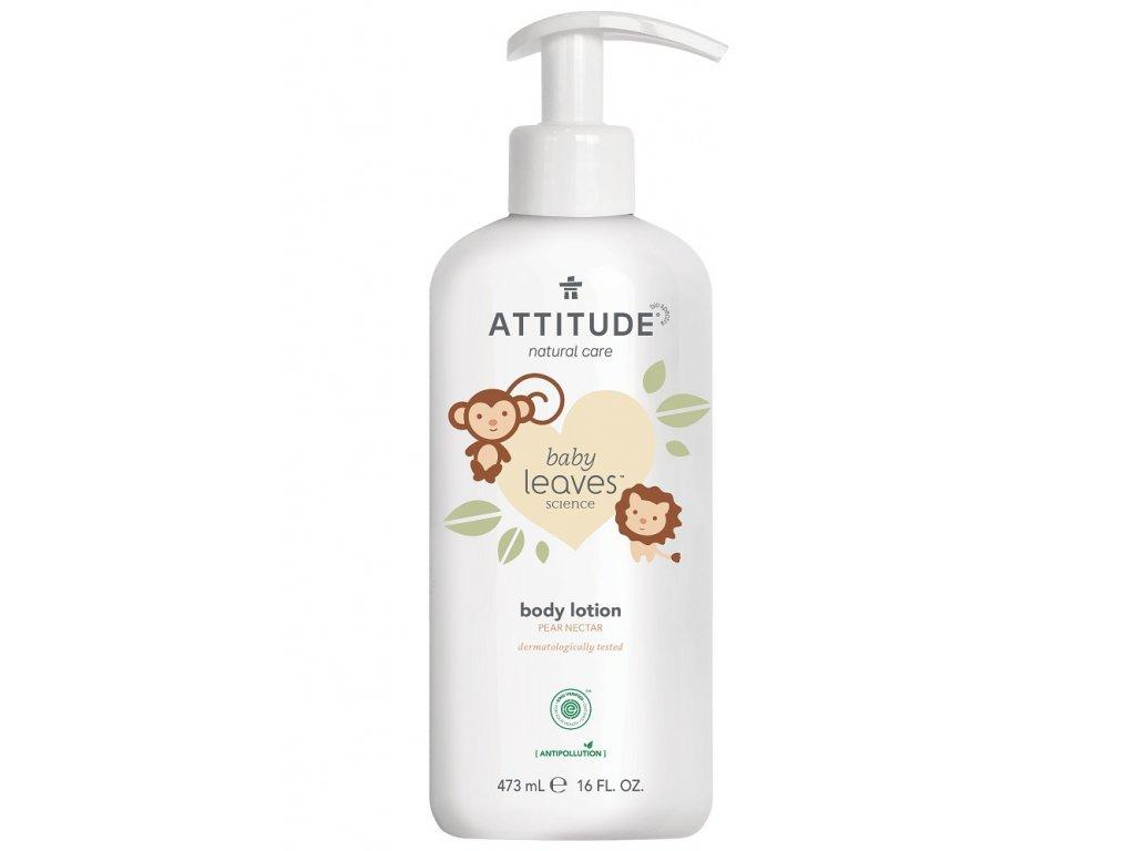 attitude lotion pear 473