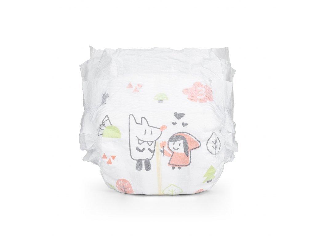 Vzorkové balení plenek Baby Charm velikost 3 - Doprava 1 Kč