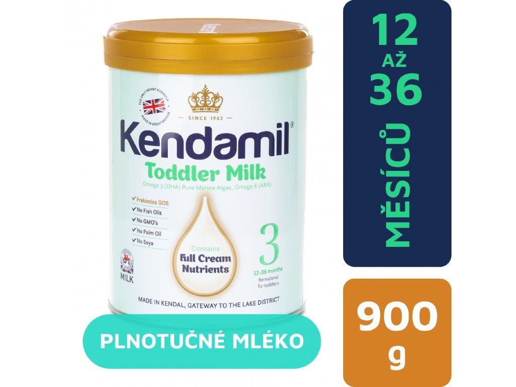 CZ Kendamil batoleci mleko 900g 5056000500083