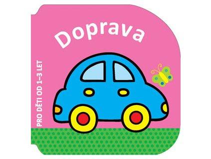 Doprava – pro děti od 1–3 let