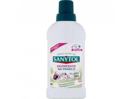 sanytol dezinfekce na pradlo aloe vera 500 ml l
