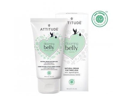 attitude blooming belly krem na unavene nohy 1