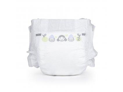 Vzorkové balení plenek Baby Charm velikost 2 - Doprava 1 Kč