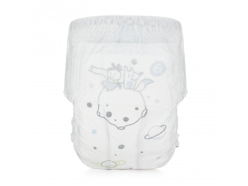 Levně Ontex Turnov Vzorkové balení plenek Baby Charm pants velikost 6 - Doprava 1 Kč