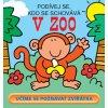 Podívej se, kdo se schovává V zoo